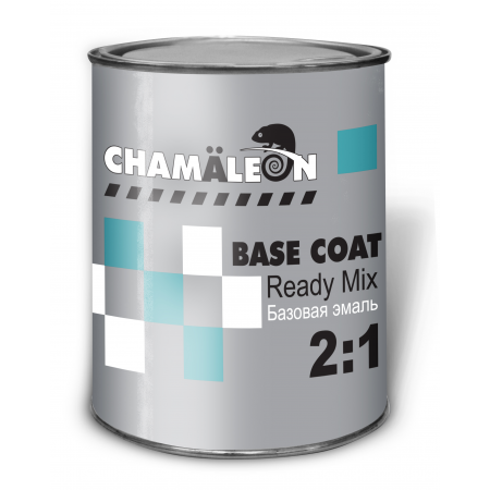 CHAMAELEON READY MIX CHEVROLET RUS 87U pearl black mica