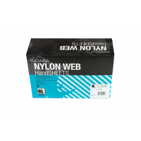 NYLON WEB Скотч-брайт UltraFine (серый) 230мм*155мм*6мм