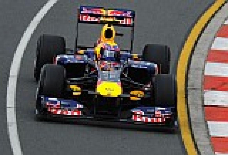 Автокосметика SONAX – официальный партнер участника FORMULA1 команды Red Bull Racing!