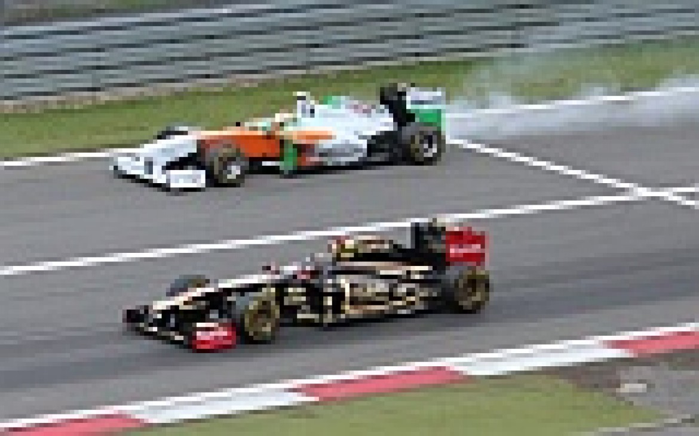 FORMULA SONAX! Отчет о поездке на Этап гонок Formula1 на Нюрбургринге!