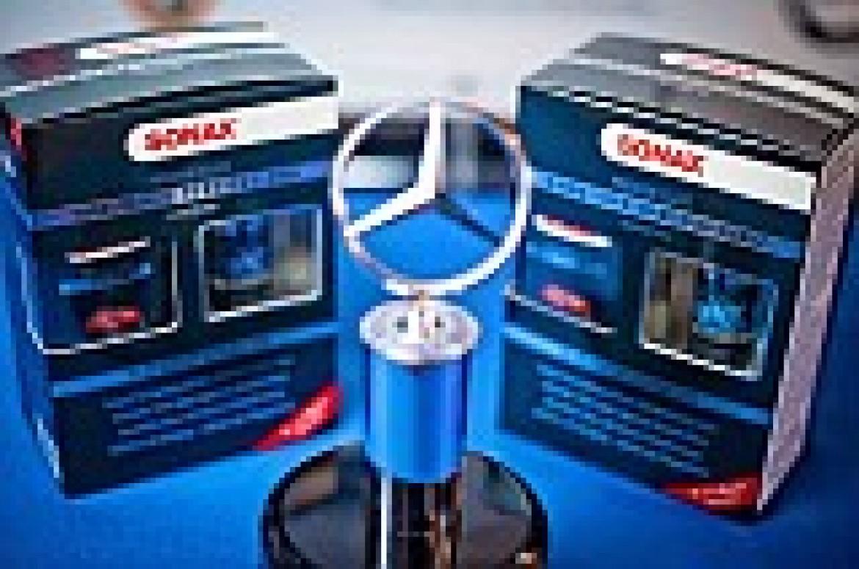 Автопробег Mercedes-Benz Classic Day при поддержке SONAX!