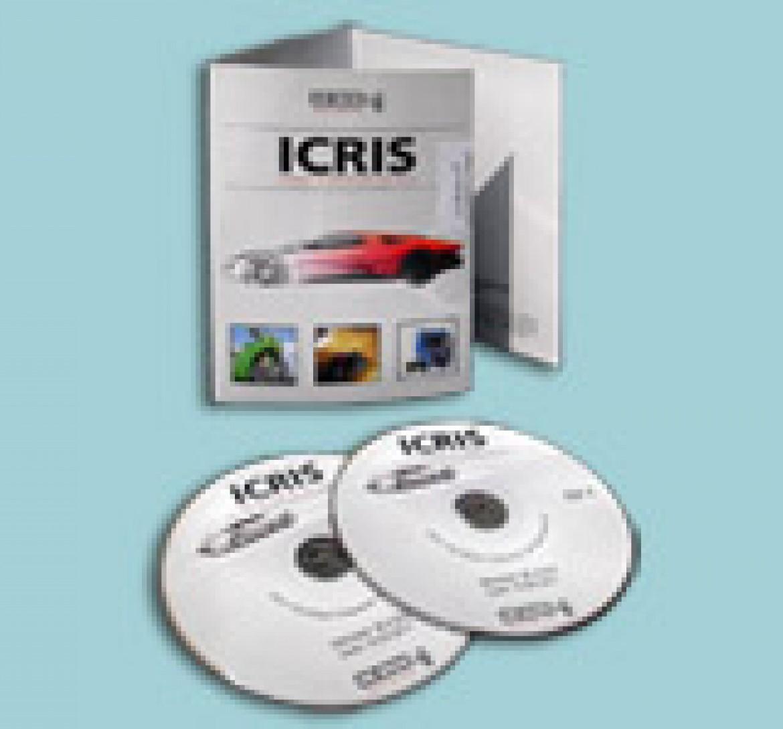 Новая версия программы ICRIS на русском языке!