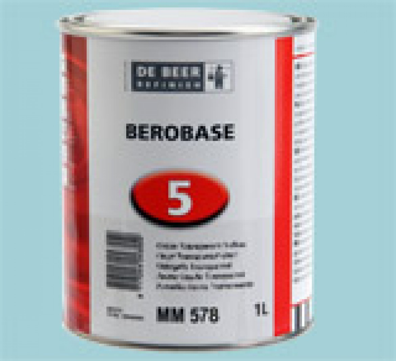 Новый ослепительно белый перламутр ММ578 BeroBase
