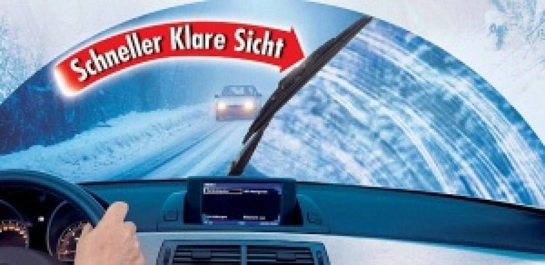 Настройте автомобиль на «зимний режим»