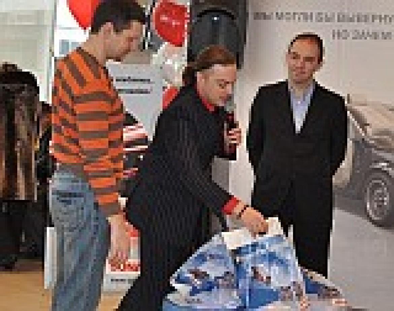 SONAX – партнер 3-х летнего Юбилея официального дилера автомобилей NISSAN!