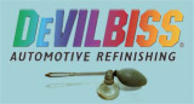 НОВИНКА! Лакокрасочное оборудование DeVILBISS – непревзойденное английское качество!