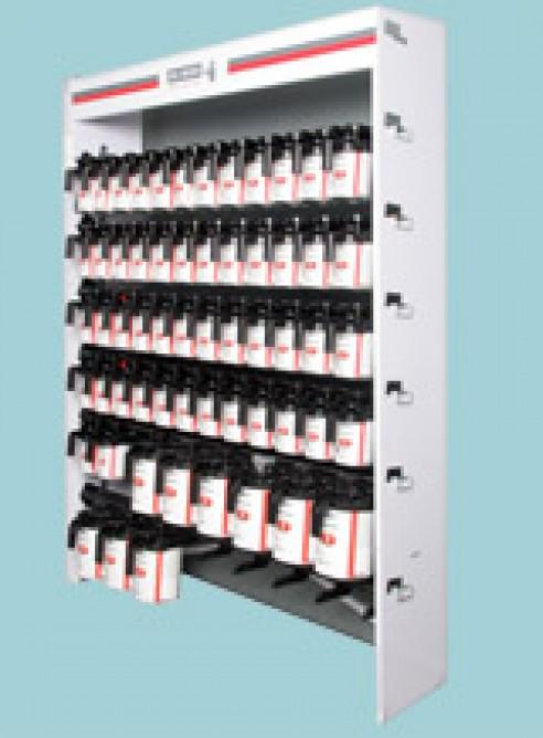 De Beer. Изменение объема тары базового компонента краски MM 500 серии BeroBase.