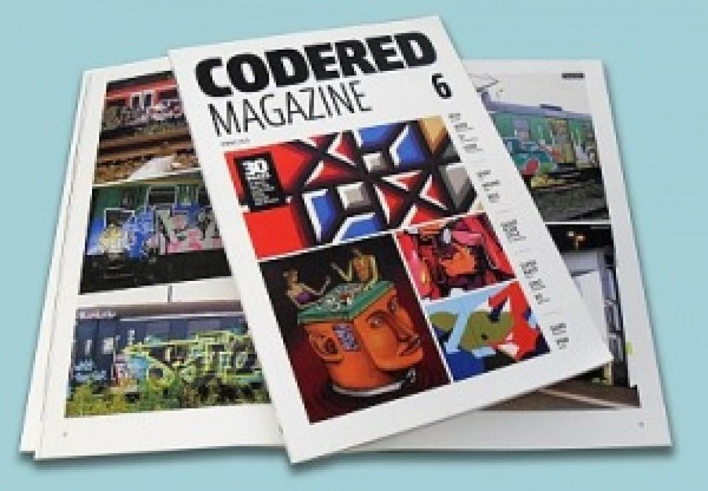 Журнал Code Red – уже в продаже!