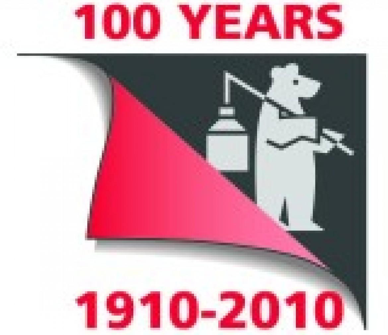 100-летие марки DE BEER!