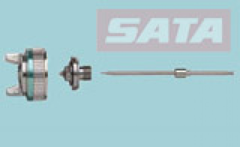 Расширение ассортимента окрасочного оборудования SATA