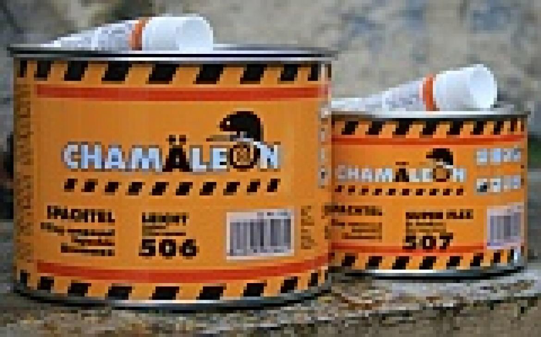 Изменение цен на шпатлевки Chamaleon