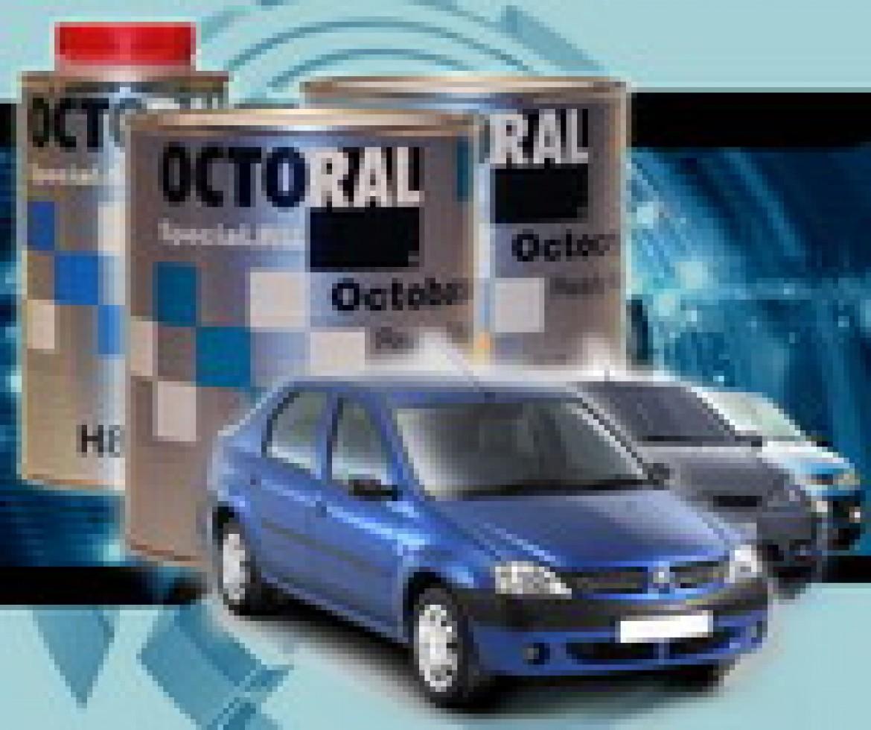 Новые цвета в программе OCTORAL Special.ru для иномарок отечественной сборки