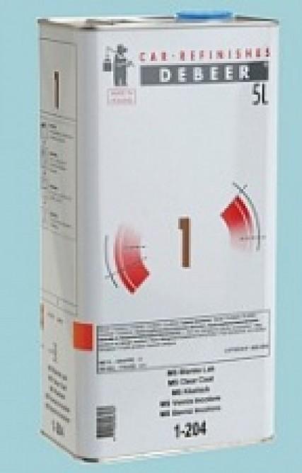Новый бесцветный лак MS 1-204 на замену бесцветного лака MS 1- 104