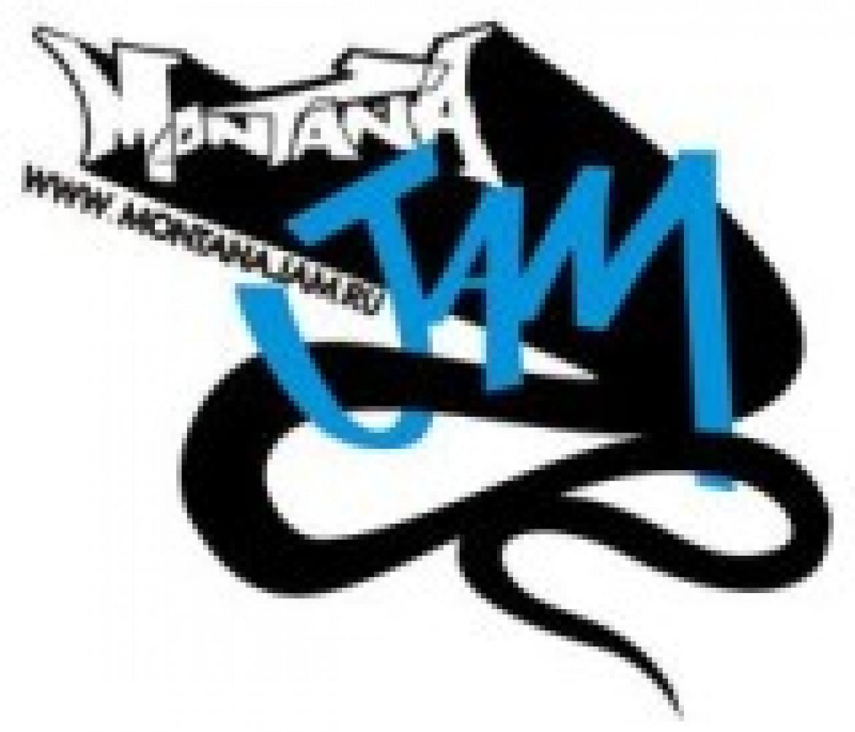 Новый граффити проект Montana JAM's