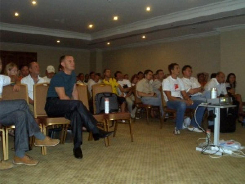 Итоги встречи дилеров компании «Русавтолак»