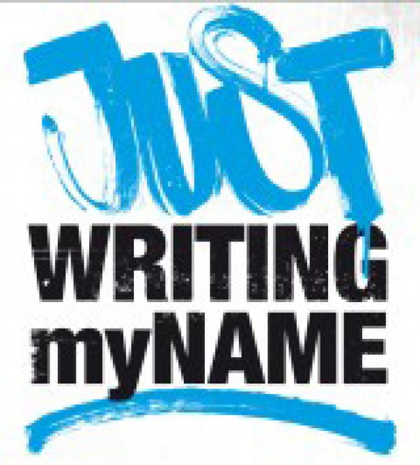 Акция «Just Writing My Name»