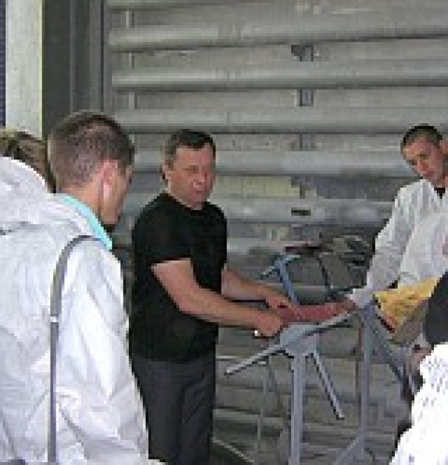 Тренинги-семинары по материалам для профессионального кузовного ремонта