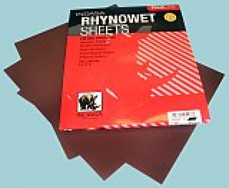 Indasa RhynoWet Red Line в новом качестве