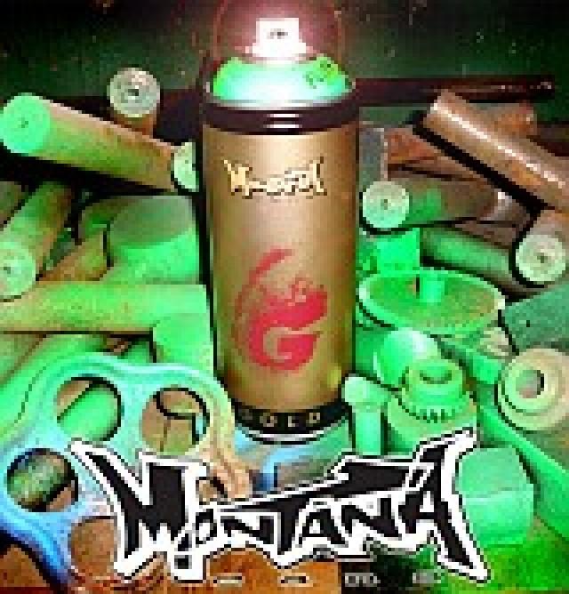 Продукт месяца от MONTANA CANS