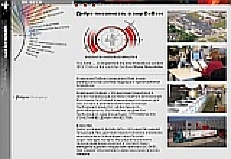 Обновлен сайт компании DeBeer Lakfabrieken