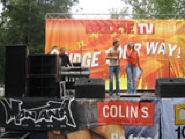 Cостоялся финал фестиваля граффити Bridge your way!