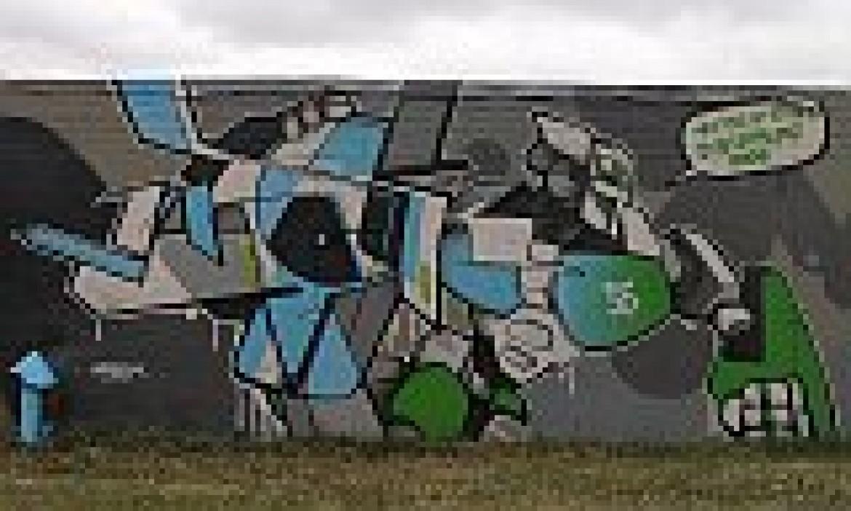 Международный фестиваль граффити MEETING OF STYLES