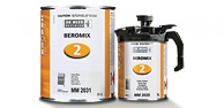 Новые экологичные компоненты в серии BeroMix 2000 на замену старым!
