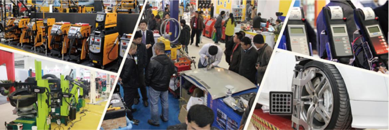 Крупнейшая автомобильная выставка AUTO MAINTENANCE & REPAIR начала работу в Пекине