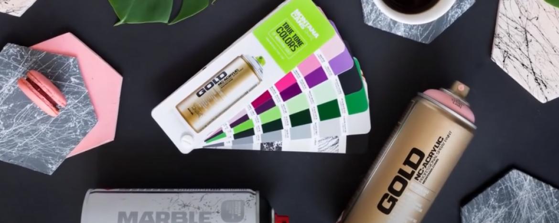 Новое видео на Youtube-канале. Как правильно красить баллончиком?