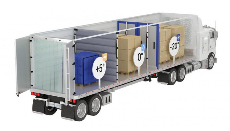 Температурный режим доставки товаров
